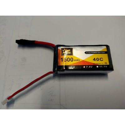 Batteria  ZOP 1500 mAh