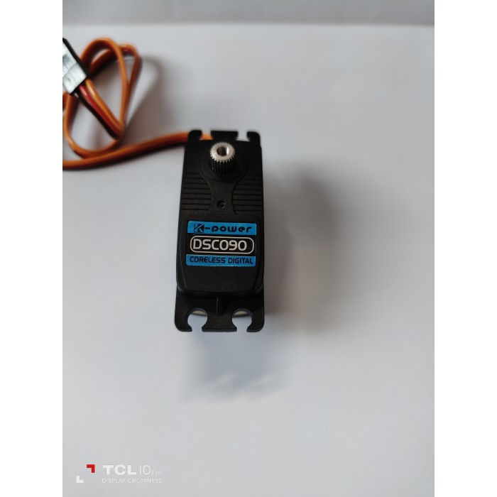 Servo Rudder IOM 6.5 Kg