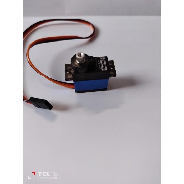Servo Rudder RG65 3.8 Kg