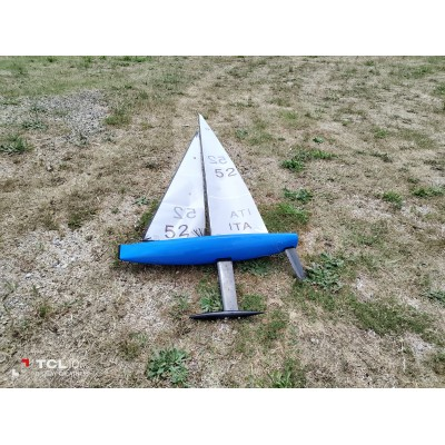 MX 20 Evo  Hull one color RAL (Class 1m)