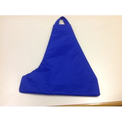 Keel and bulb Cover for IOM - Blue