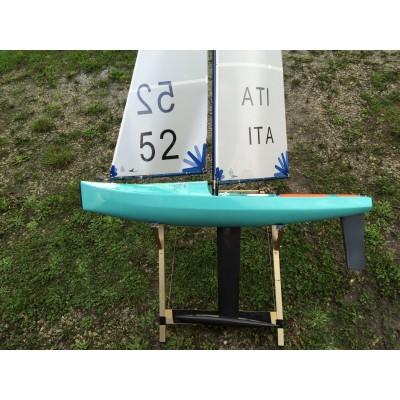 MX.16 Scafo monocolore tinte RAL (Classe 1m)