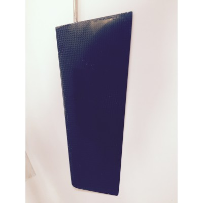 MX 16 RUDDER CARBON LOOK