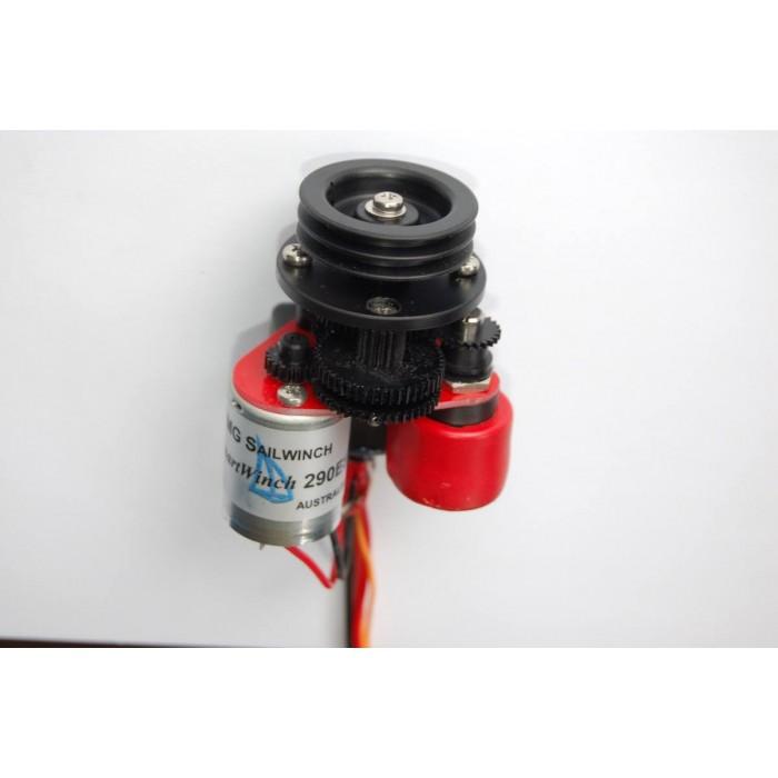 RMG 290 ES  winch