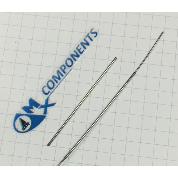 microtubo inox sartie 0.6