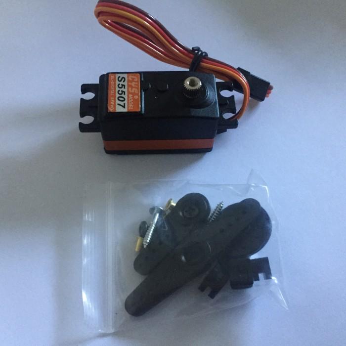 Servo Rudder BLS5507