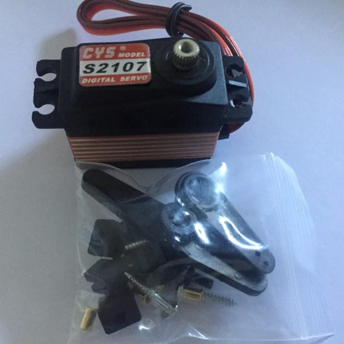 Servo Rudder S2107