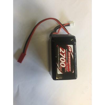 Batteria  Robitronic 2700 mAh
